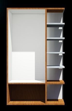 aluminium-honeycomb-wardrobe