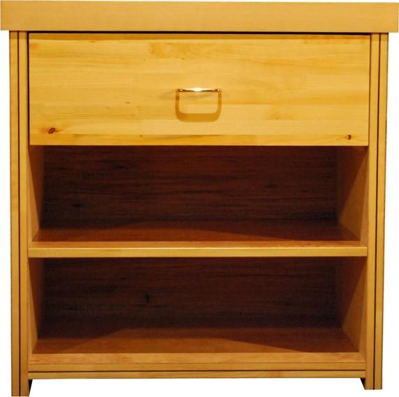 honey-comb-panel-sidetable